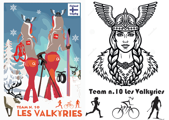 Team Les Valkyries Finland Trophy